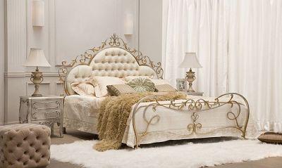 łóżko, łóżko stylowe, meble stylowe